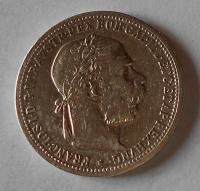 1 Koruna 1902 pěkná