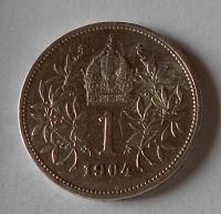1 Koruna 1904