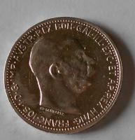1 Koruna 1912 stav