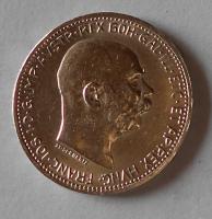 1 Koruna 1915 pěkná