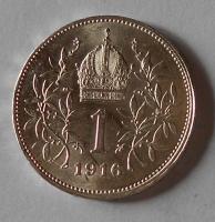 1 Koruna 1916 pěkná