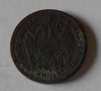 1 Krejcar 1859 A