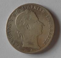 1 Zlatník/Gulden 1857 A