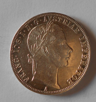 1 Zlatník/Gulden 1859 A