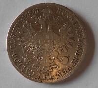 1 Zlatník/Gulden 1861 A