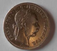 1 Zlatník/Gulden 1876