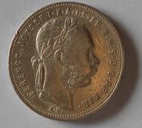 1 Zlatník/Gulden 1881 KB
