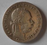 1 Zlatník/Gulden 1883 KB