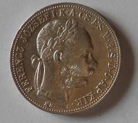 1 Zlatník/Gulden 1883 KB stav