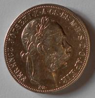 1 Zlatník/Gulden 1885 KB stav
