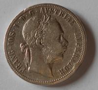 1 Zlatník/Gulden 1886