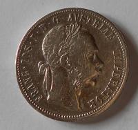 1 Zlatník/Gulden 1888