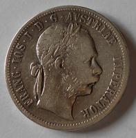 1 Zlatník/Gulden 1889