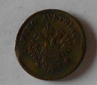 10 Centesimi 1852 V
