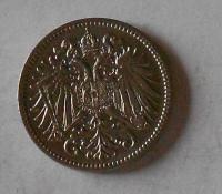 10 Haléř 1910 stav
