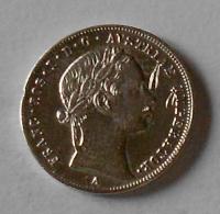 10 Krejcar 1853 A