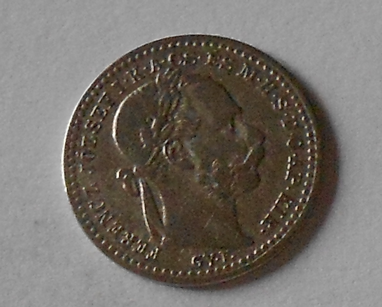 10 Krejcar 1871 GYF