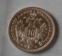 10 Krejcar 1872 stav