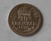 10 Krejcar 1876 KB