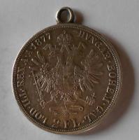 2 Zlatník 1877 dobové ouško