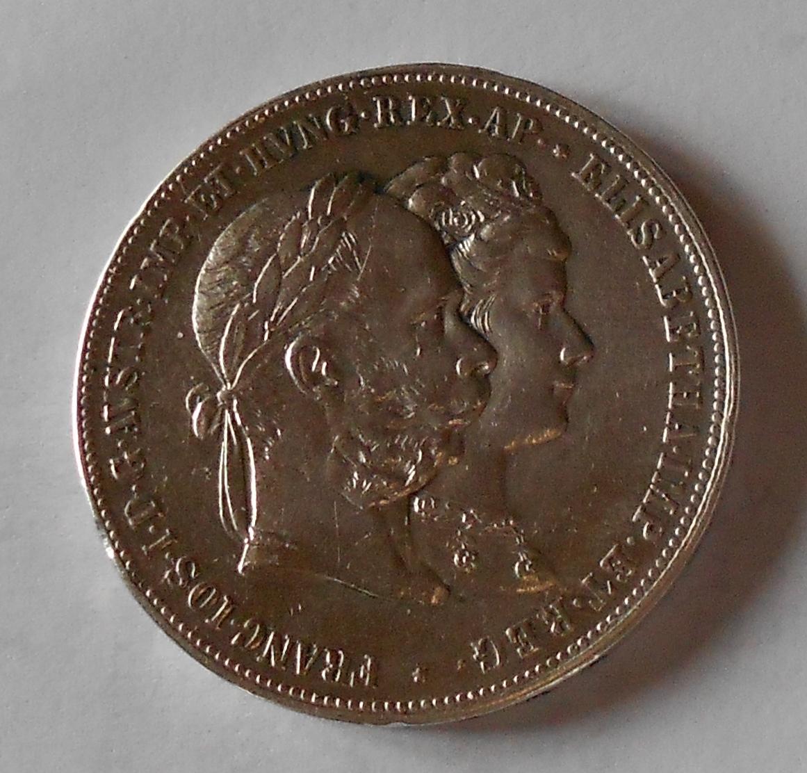 2 Zlatník 1879 Stříbrná svatba, měl ouško