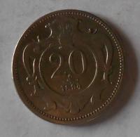 20 Haléř 1894