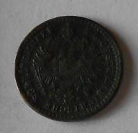 5/10 Krejcar 1858 A