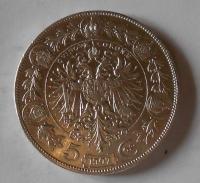 5 Koruna 1907