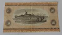 Dánsko 10 Kroner 1936