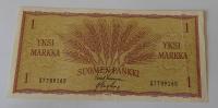 Finsko 1 Markka 1963