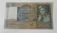 Holandsko 10 Gulden 1940