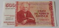 Island 500 Kronur 2001