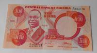 Nigérie 10 Naira 2003