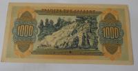 Řecko 1000 Drachem 1941