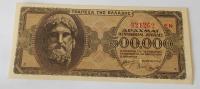 Řecko 500 000 Drachem 1944