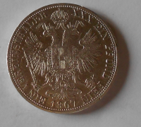 Tolar spolkový 1867 E