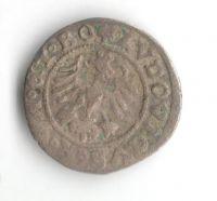 1/2 Groš, Ludvík Jagelonský 1516-1526