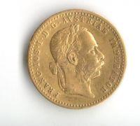 1 Dukát (1898-Au 986-3,491g-ražba bz), stav 1-/1-