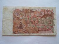 10 Dinár, 1970, Alžír