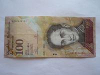 100 Bolivares, 2013 Venezuela