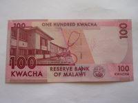 100 Kwacha, 2014, Malawi