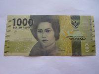 1000 Rupies, 2016, Indonésie