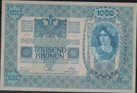 1000Kč/1902-18, kolek ČSR/, stav 1, série 1187, šedozelený podtisk