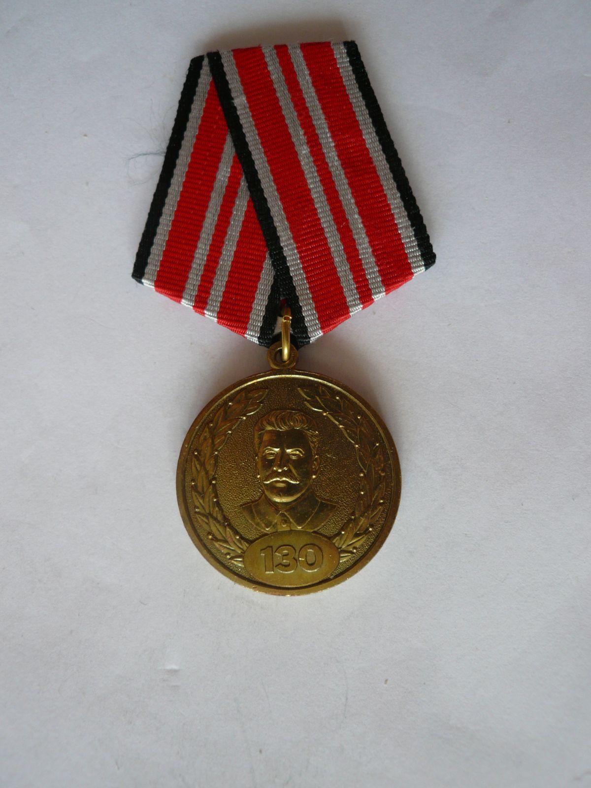 130 let Stalina, Rusko