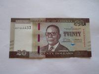 20 Dollars, 2017 Liberie