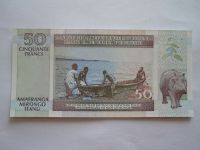 50 Frank, 1994 Burundi