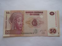 50 Frank, 2013, Kongo