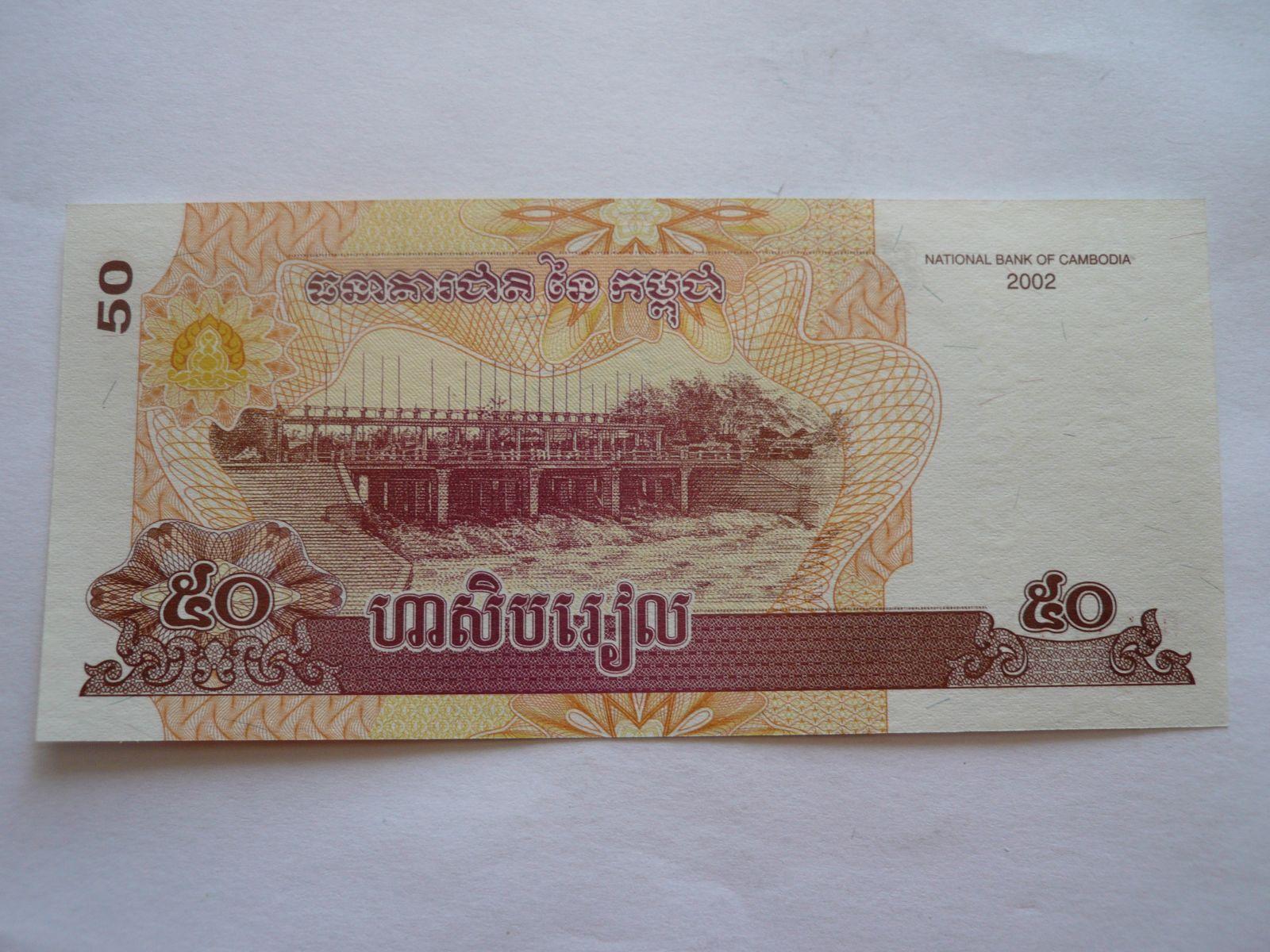 50 Kambodža, 2002