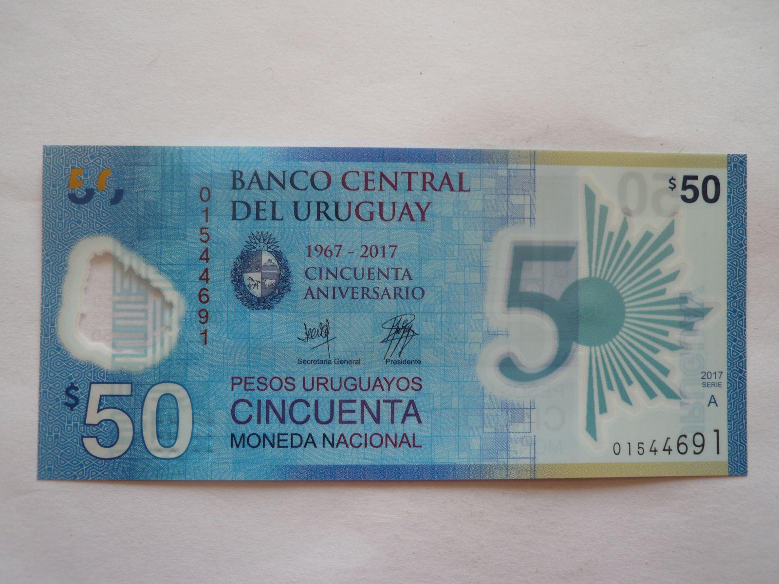 50 Uruaguay 2017