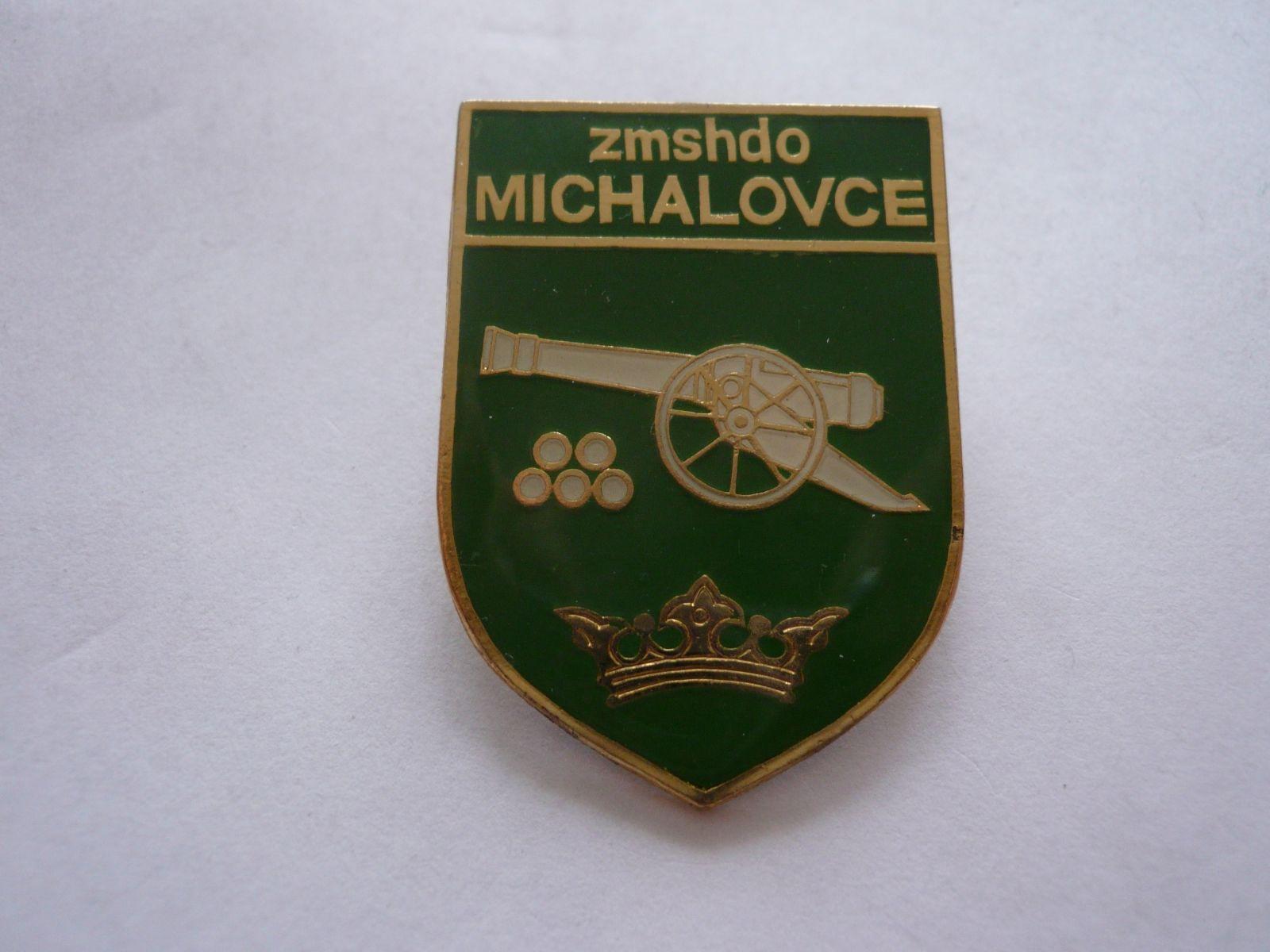 dělostřelecký pluk Michalovce, Slovensko